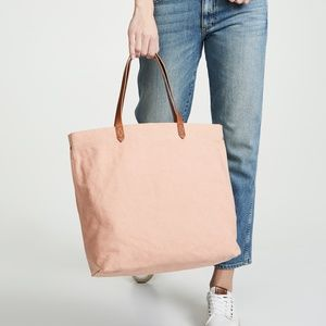 ✨NEW✨ Madewell Best Seller Canvas Transport Tote